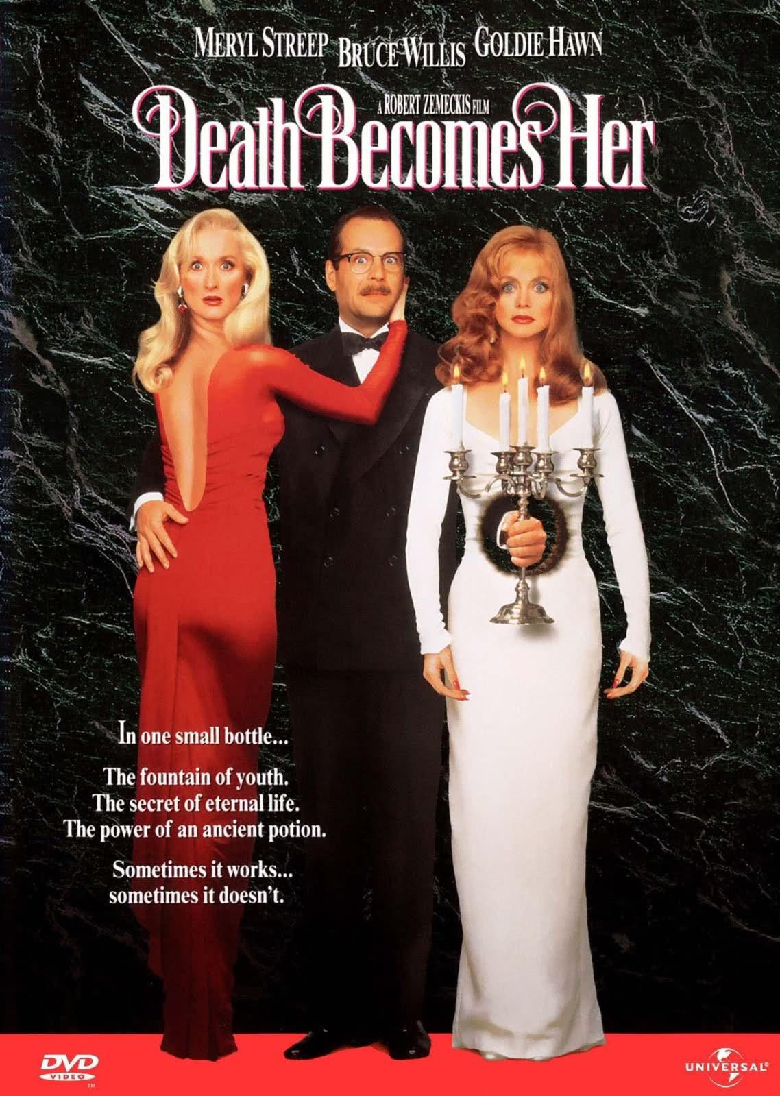 Death Becomes Her (1992) (Collector's Edition) - Blu-ray Forum