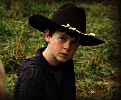 Carl The Walking Dead Season 3