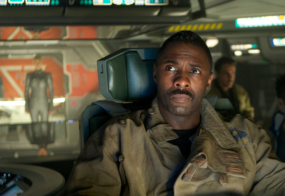 DF-01360 - Idris Elba stars as Captain Janek in Prometheus