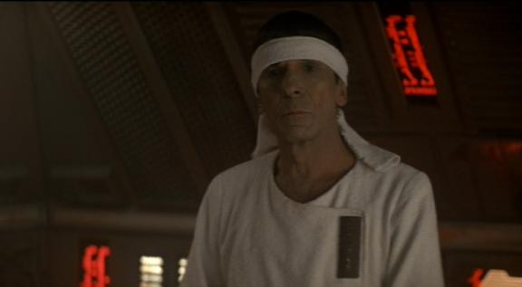 spock headband