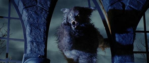 werewolf flips bird