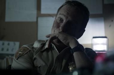 sheriff laughing