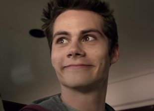 stiles demented grin