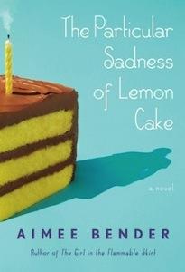 particular sadness lemon cake