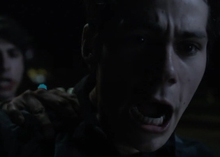 stiles scream