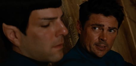 spock bonesA