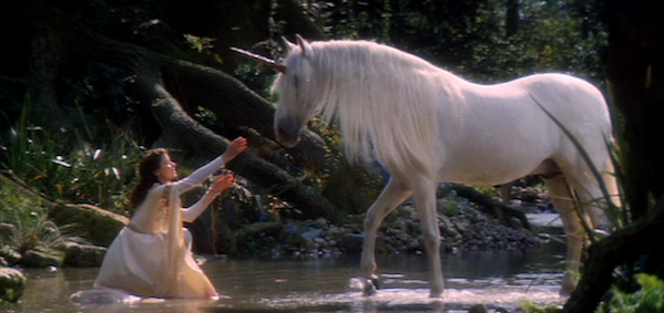 How I Ended Up Watching Legend A Movie Where Child Of The Forest Tom Cruise Wears Armor Without Pants And Has Telepathic Conversation With Unicorn